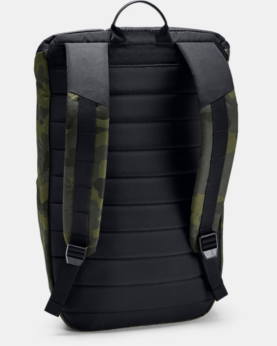 Men's UA Sportstyle Backpack, Black, pdpMainDesktop image number 1