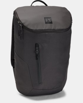 Men's UA Sportstyle Backpack  2  Colors Available $70