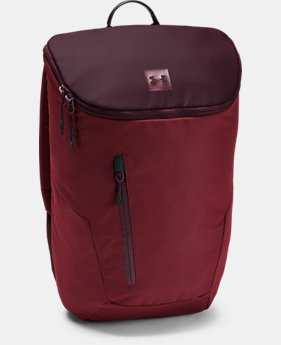 New Arrival Men's UA Sportstyle Backpack  1  Color Available $60