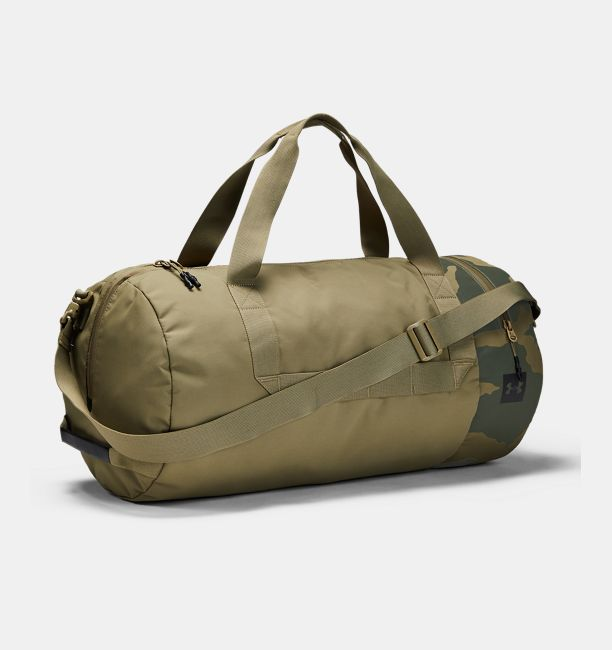 Under Armour Men's Sportstyle Duffel (Outpost Green)