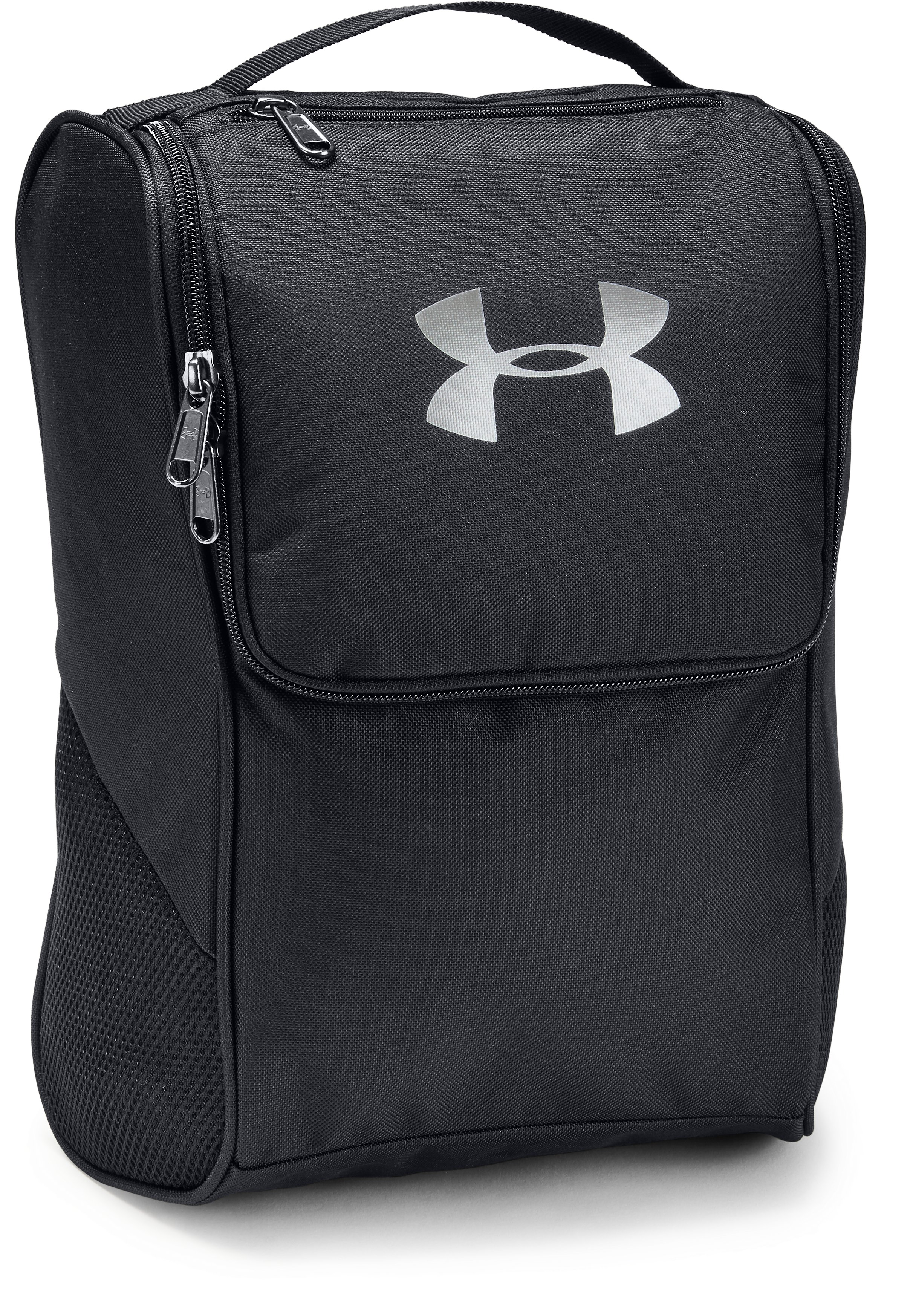 UA Shoe Bag, Black , zoomed