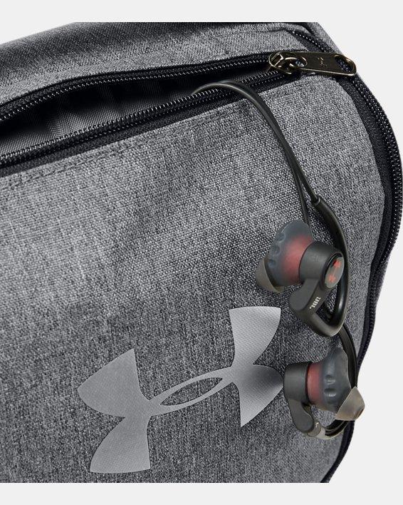 UA Shoe Bag, Gray, pdpMainDesktop image number 3