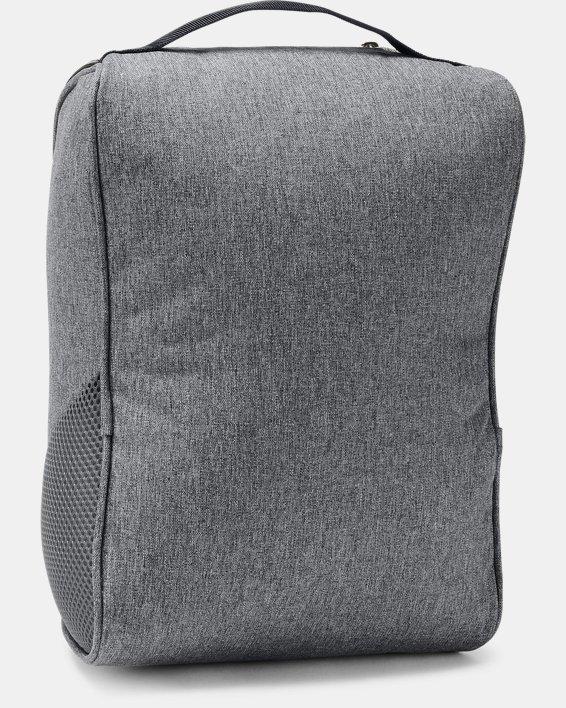 UA Shoe Bag, Gray, pdpMainDesktop image number 2