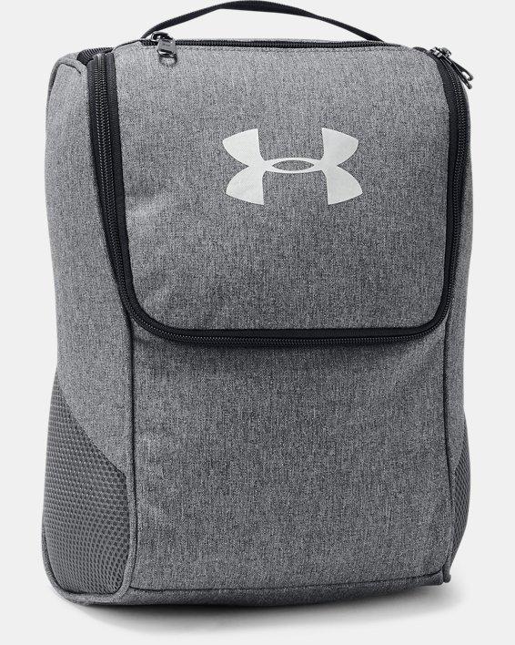 UA Shoe Bag, Gray, pdpMainDesktop image number 1