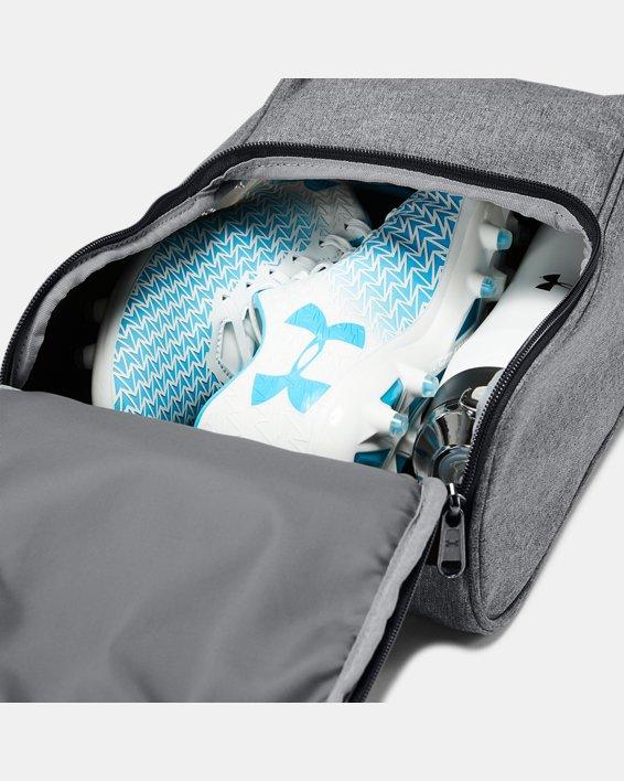 UA Shoe Bag, Gray, pdpMainDesktop image number 4