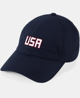 Adult UA Top Step Chambray Cap  1  Color Available $18.74