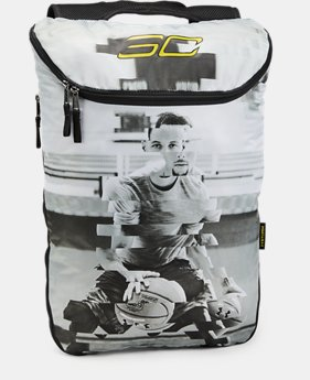 UA Graphic Expandable Sackpack  1  Color Available $40