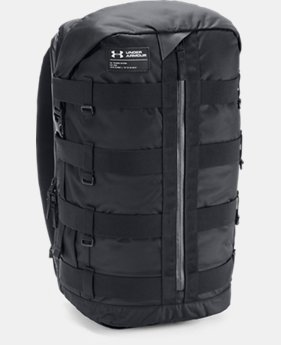Men's UA Pursuit of Victory Gear Bag  1  Color Available $120