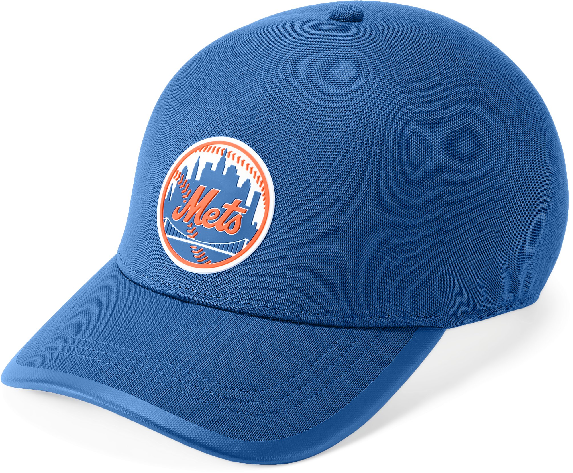 Men's MLB One Panel Cap, Royal, zoomed