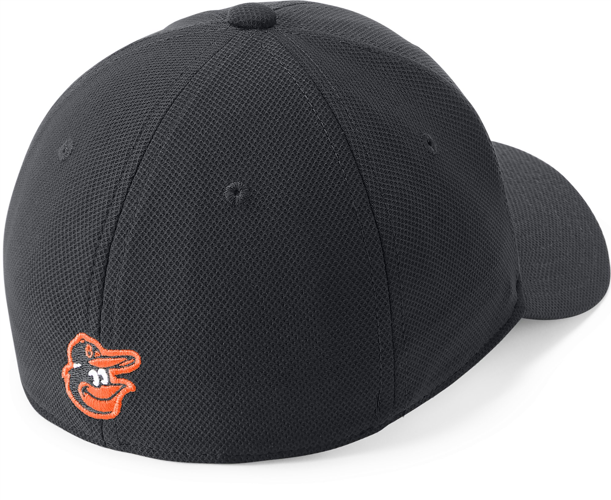 Boy's MLB Blitzing 3.0 Stretch Fit Cap, Black ,