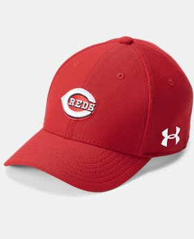 Boy's MLB Blitzing 3.0 Stretch Fit Cap  3  Colors Available $25