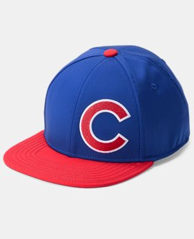 Boys' MLB Big Logo Snapback Cap   $25