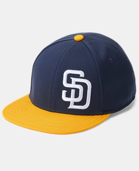 Boys' MLB Big Logo Snapback Cap  1  Color Available $25