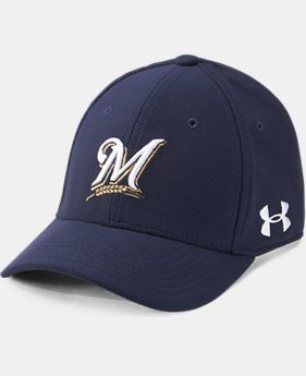 Boys' MLB Adjustable Blitzing Cap  3 Colors $25