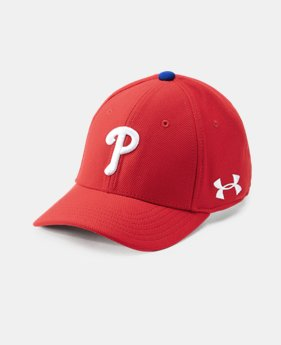 909f1db7630 Boys  MLB Adjustable Blitzing Cap 5 Colors Available  25