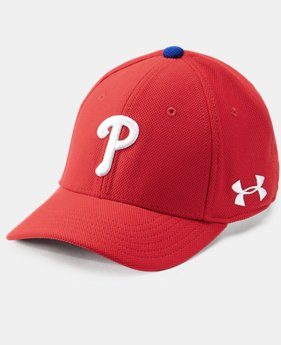 Boys' MLB Adjustable Blitzing Cap  5  Colors Available $25