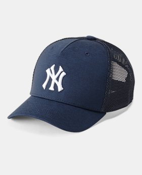 2eee9e69889 Boy s MLB Twist Trucker Cap 1 Color Available  17.5