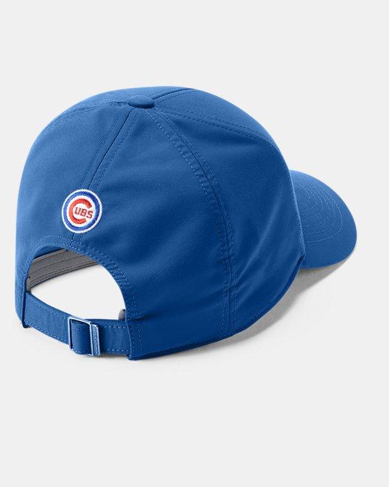 Women's MLB Motivator Cap, Blue, pdpMainDesktop image number 1