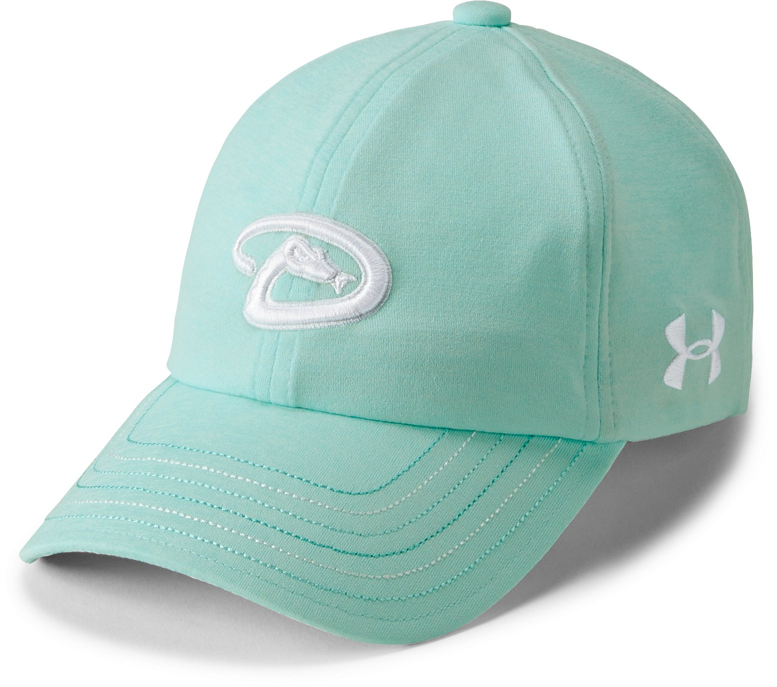 Girls' MLB Renegade Twist Cap, TROPICAL TIDE FADE HEATHER,