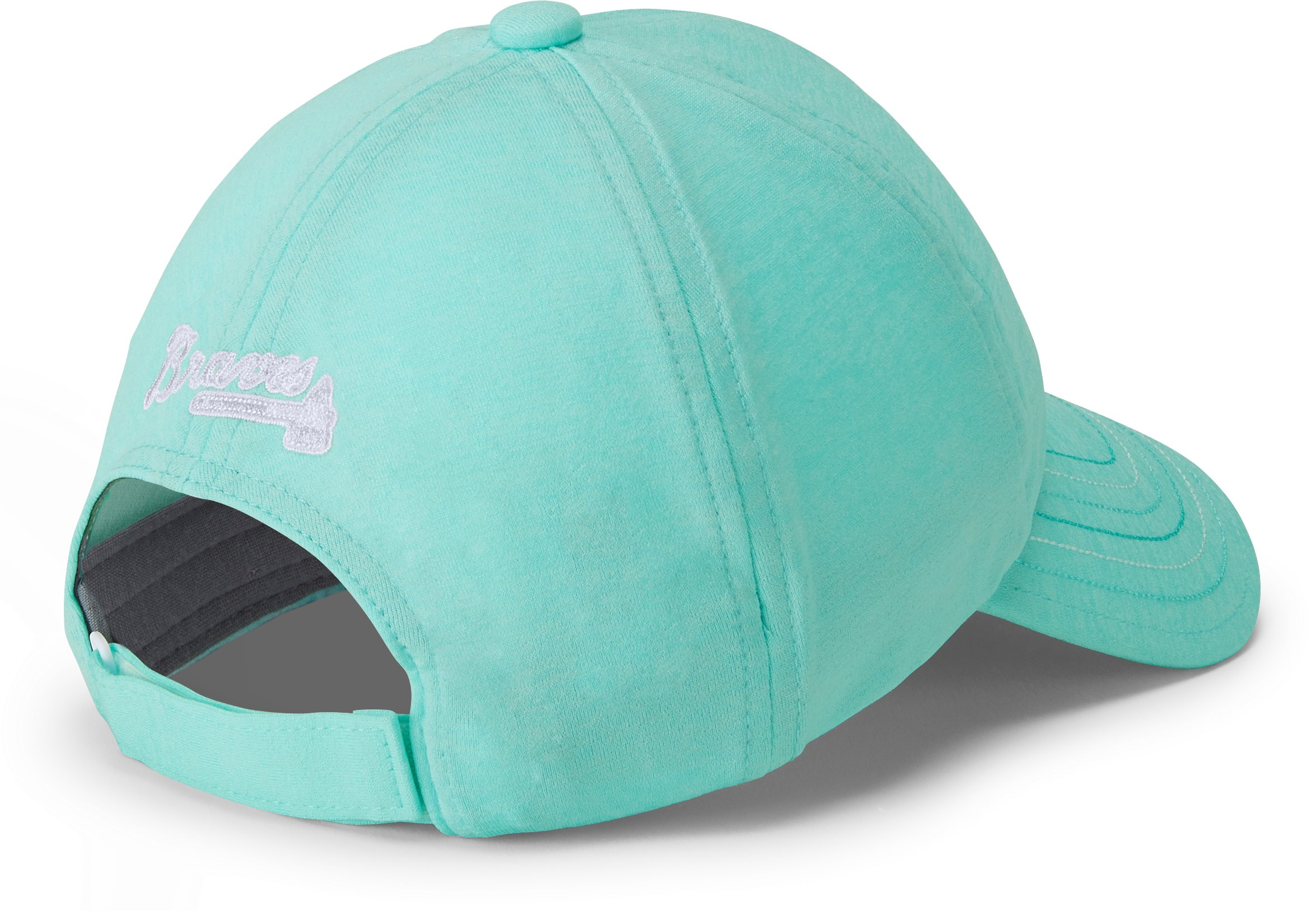 Girls' MLB Renegade Twist Cap, TROPICAL TIDE FADE HEATHER, undefined