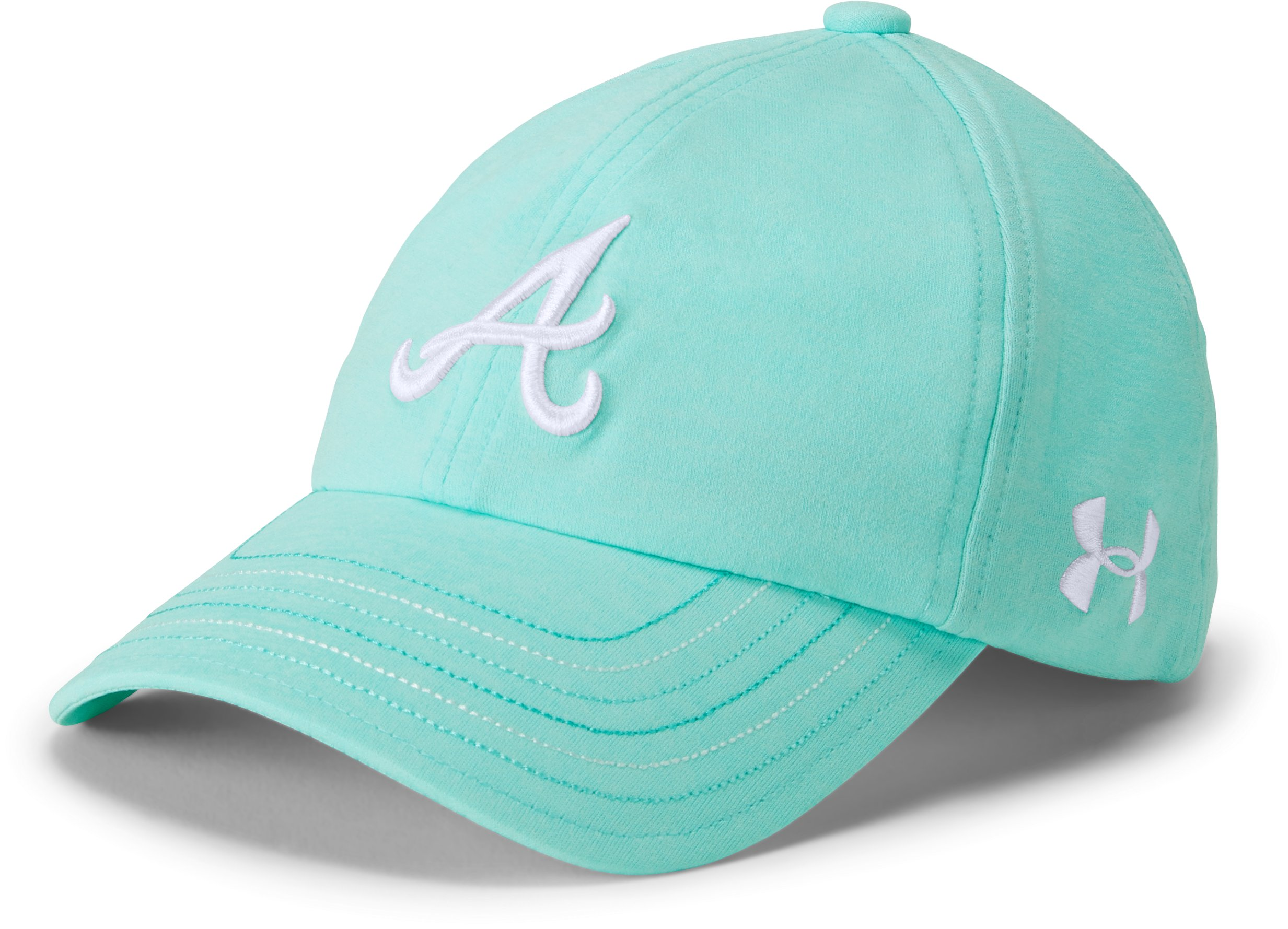 Girls' MLB Renegade Twist Cap, TROPICAL TIDE FADE HEATHER