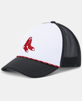 New Arrival Women's MLB Foam Trucker Cap  6 Colors $30