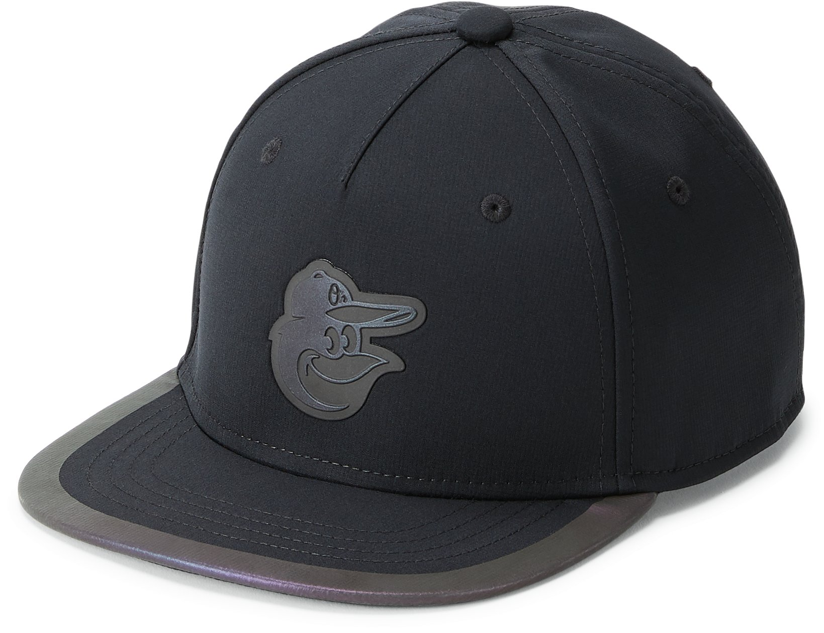 Boy's MLB Iridescent Cap, Black