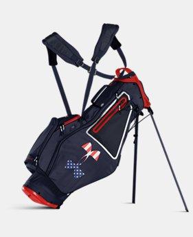 Men's UA Storm Speedround Golf Bag  1  Color Available $200