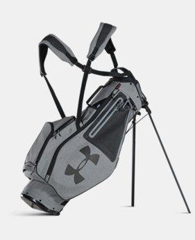 Men's UA Storm Speedround Sunbrella® Golf Bag   $300