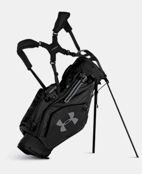 Men's UA Storm Match Play Stand Bag  4 Colors $250