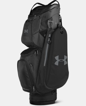 Men's UA Storm Armada Cart Bag  4  Colors Available $250