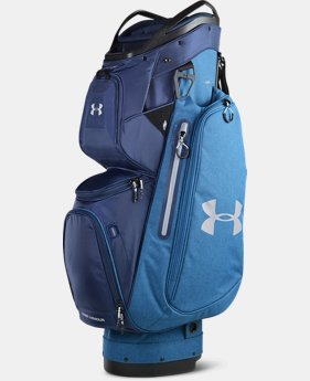 Men's UA Storm Armada Cart Bag  1  Color Available $250