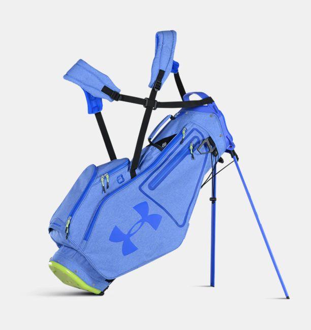 Women S Ua Storm Sdround Golf Bag Mediterranean