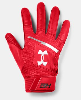 Men's UA Harper Pro Batting Gloves  1  Color Available $70