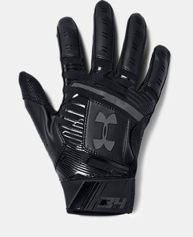 New Arrival  Men's UA Harper Hustle Baseball Gloves  1  Color Available $40