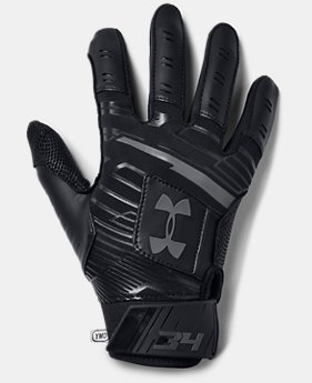 New Arrival Boys' UA Harper Hustle Batting Gloves FREE U.S. SHIPPING 2  Colors Available $30