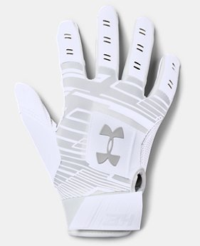 Boys' UA Harper Hustle Batting Gloves  2  Colors Available $30