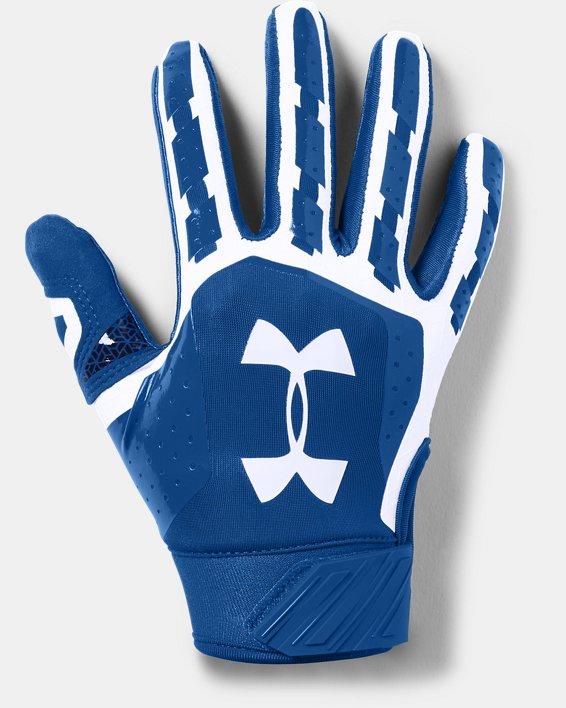 Boys' UA Heater Baseball Gloves, Blue, pdpMainDesktop image number 0