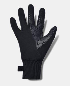f8836cf8ca551 Girls  UA Fleece Liner Gloves 1 Color Available  12.99