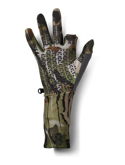 Size XL Under Amour Men/'s No Breaks ColdGear® Liner Gloves