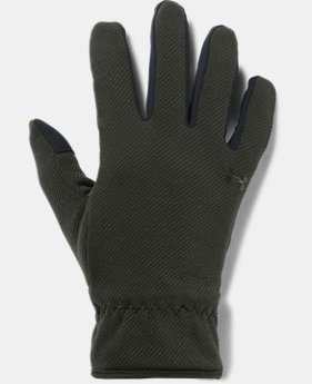 Women's UA Storm Fleece Gloves  3  Colors Available $40