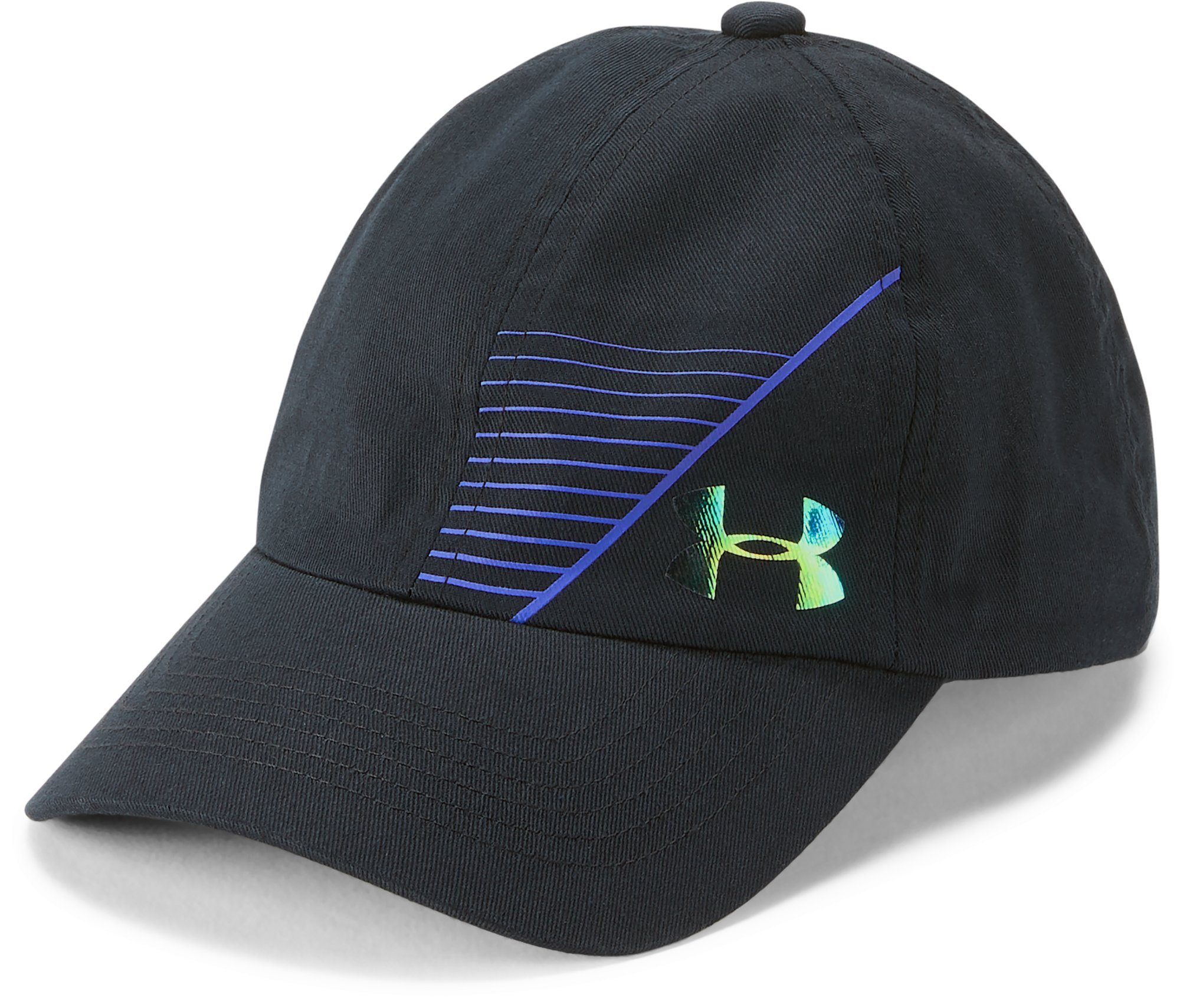 Girls' UA Sportstyle Cotton Cap 1 Color $20.00