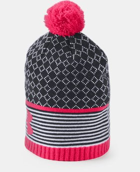 New Arrival  Girls' UA Favorite Beanie  2  Colors Available $25