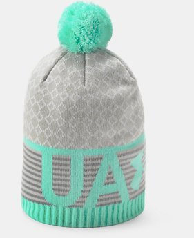 Girls' UA Favorite Beanie  1  Color Available $25