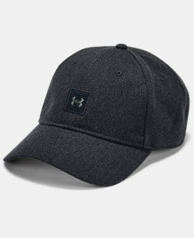 Men's UA Free Fit Varsity Cap  1  Color Available $40