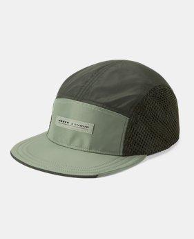 bf17678a7ed Men s UA Windbreaker Camper Cap 2 Colors Available  18.99