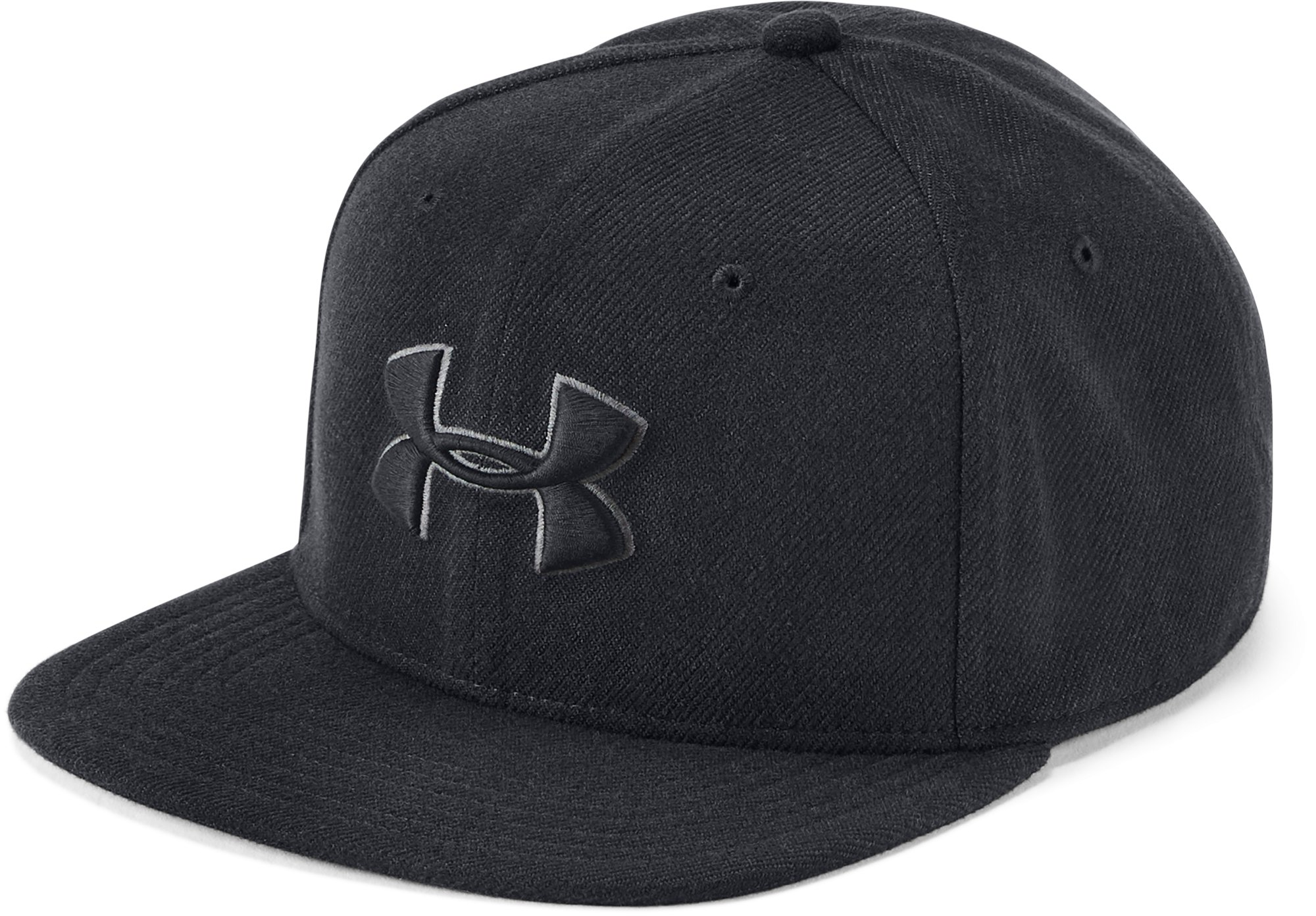 Men's UA Huddle Snapback 2.0 Cap, Black ,