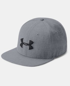 Men's UA Huddle Snapback 2.0 Cap  1  Color Available $35