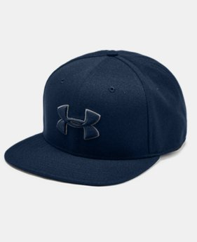 New Arrival  Men's UA Huddle Snapback 2.0 Cap  1  Color Available $35