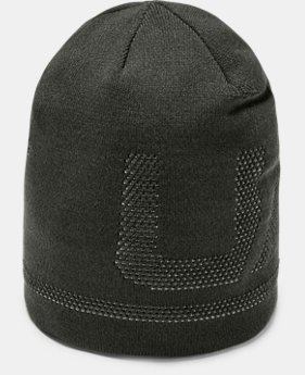 Men's UA Billboard Beanie 3.0 Beanie  2  Colors Available $25